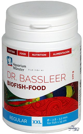 Dr. Bassleer Biofish Food regular XXL