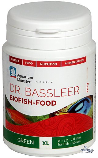 Dr. Bassleer Biofish Food Green XL