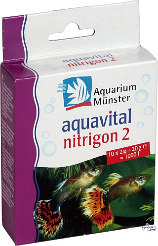 Aquarium Münster aquavital nitrigon 2