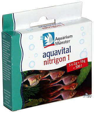 Aquarium Münster aquavital nitrigon 1