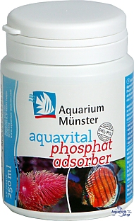 Aquarium Münster aquavital phosphat adsorber