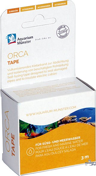 Aquarium Münster ORCA Tape