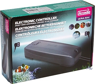 Arcadia Ultra Seal Electronic Double Fluoreszent Controller T5