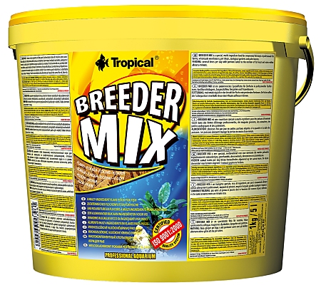 Tropical Breeder Mix