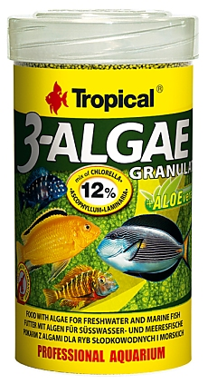 Tropical 3-Algae-Granulat