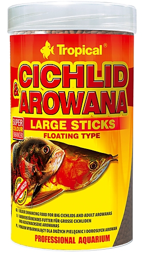 Tropical Cichlid & Arowana Large Sticks