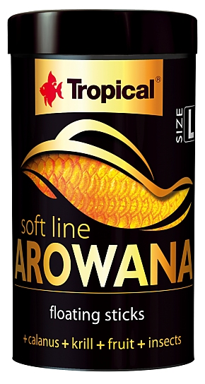 Tropical Soft Line Arowana Size L