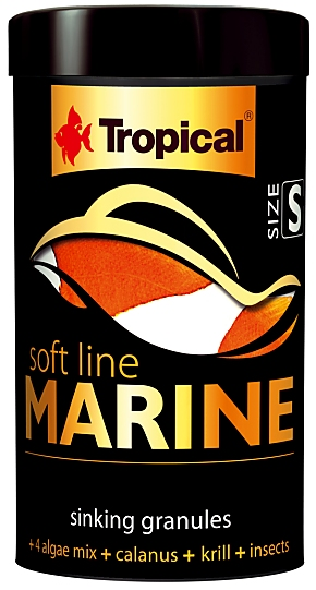 Tropical Soft Line Marine Size S