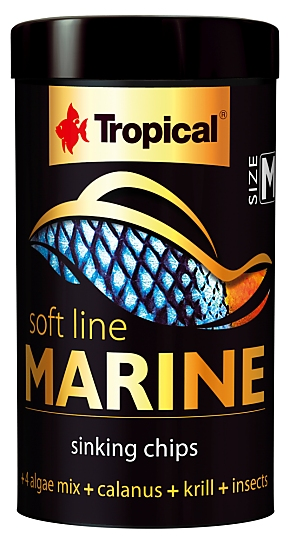 Tropical Soft Line Marine Size M
