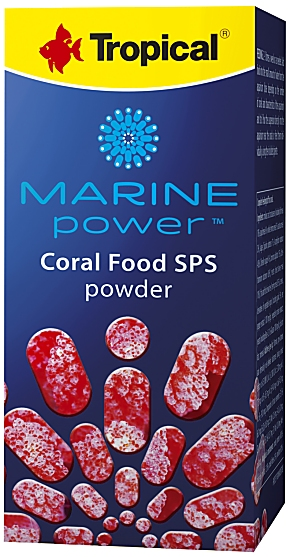 Tropical Marine Power Coral Food SPS Powder