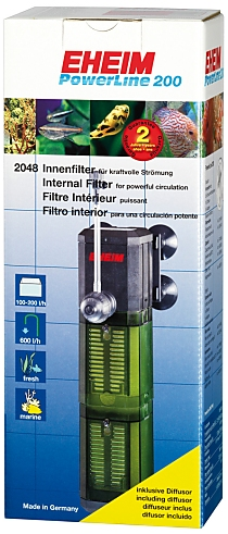 EHEIM PowerLine 200 -2048-