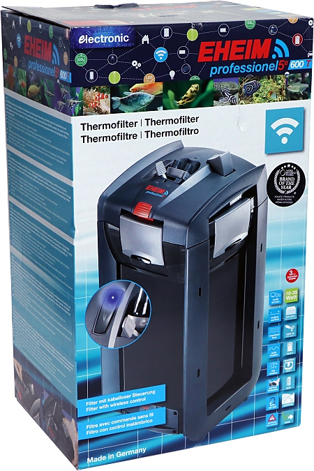 EHEIM Thermofilter professionel 5e 600T electronic WLAN