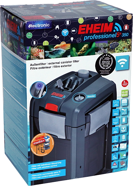 EHEIM External Filter professionel 5e 350 electronic WLAN
