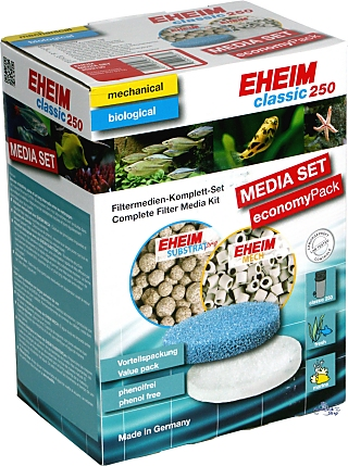 EHEIM Media Set for classic 2213