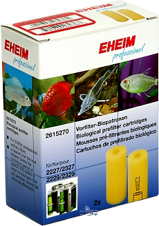 EHEIM Biological-Prefilter cardridges for 2227-2329