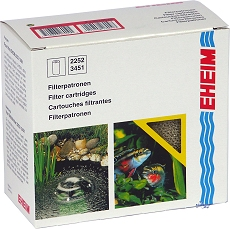 EHEIM Filter cardridges for 2252 and 3451