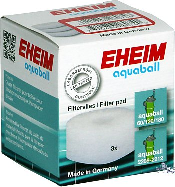 EHEIM Filter fleece for filterbox aquaball + biopower