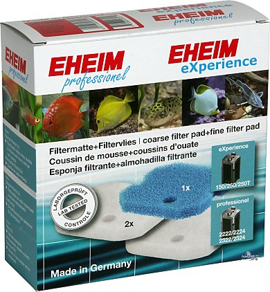 EHEIM Filter cardridge Set for professionel/eXperience