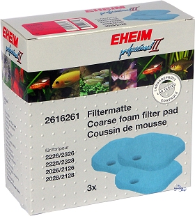EHEIM Filter pads for professionel & eXperience