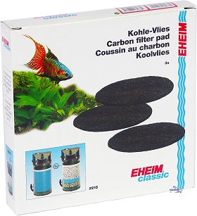 EHEIM Active carbon pads for 2215