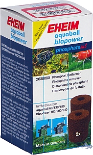 EHEIM Filter Cartridge aquaball Phosphate out