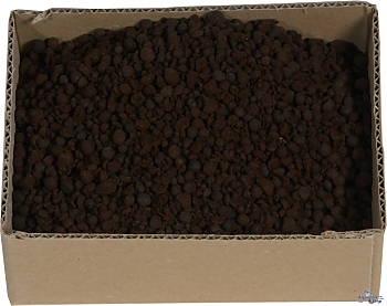 Black-peat granulate