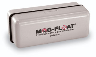 Mag-Float Magnet aquarium cleaner floating, XL