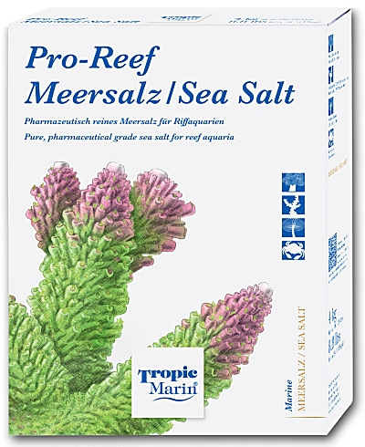 Tropic Marin Pro-Reef Sea salt