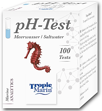 Tropic Marin pH Test Meerwasser