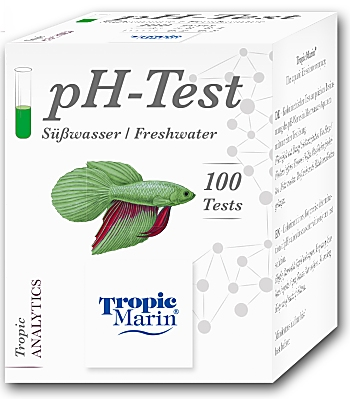 Tropic Marin pH Test Freshwater