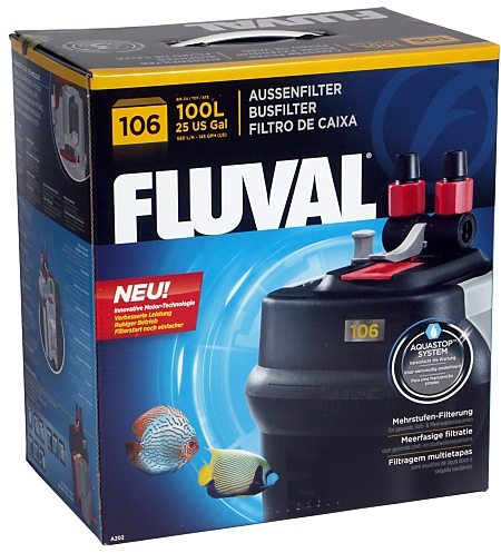 Fluval 106 External Aquarium Filter