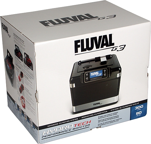Fluval Premium Aquarium Filter G3