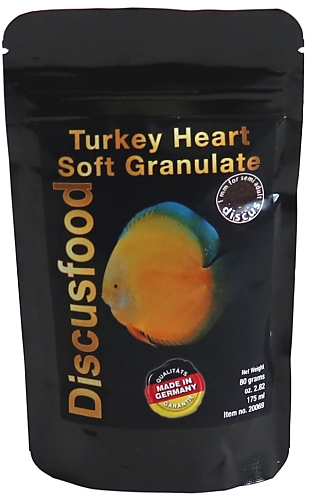 Discusfood Turkey Heart Soft