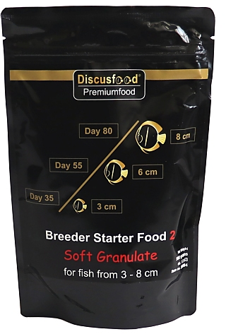 Discusfood Breeder Starter Food II