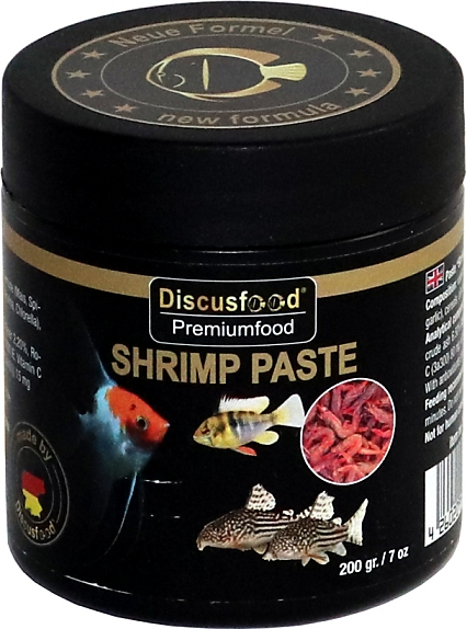 Discusfood Garnelenmix Paste