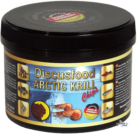 Discusfood Arctic Krill Chips