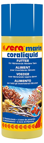 Sera marin coraliquid 250 ml