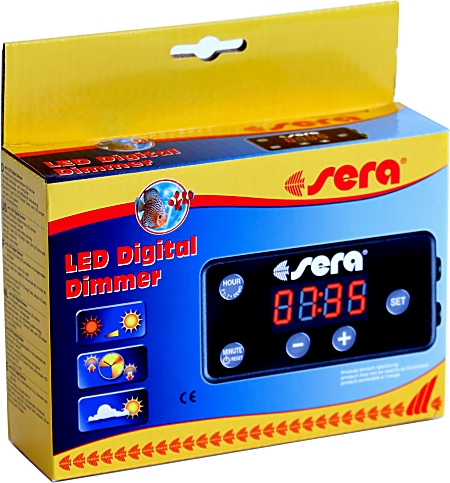 sera LED Digital Dimmer