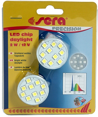 Sera LED Chip daylight