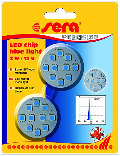 Sera LED Chip blue light