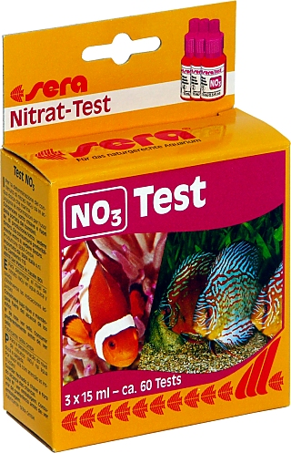 Sera Test NO³ Nitrat