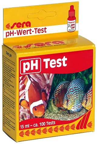 Sera Test pH pH-Wert