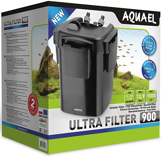 AQUAEL External Filter Ultra 900