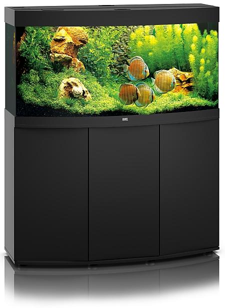 juwel vision 260 led black light wood dark wood white. Black Bedroom Furniture Sets. Home Design Ideas
