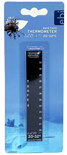 Europet LCD-Thermometer