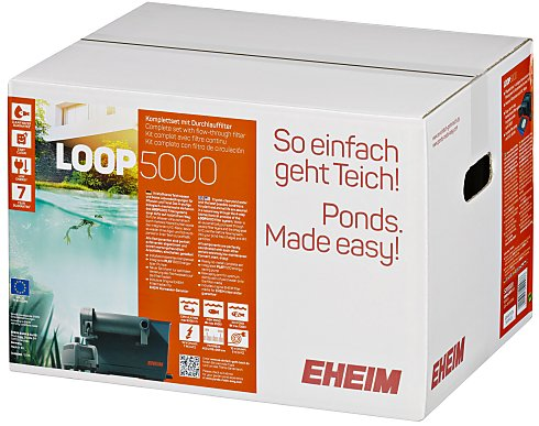 EHEIM Pond Filter Complete Set LOOP