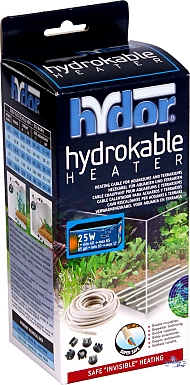 Hydor Hydrokable Ground Heater 25 W