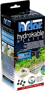Hydor Hydrokable Ground Heater 50 W