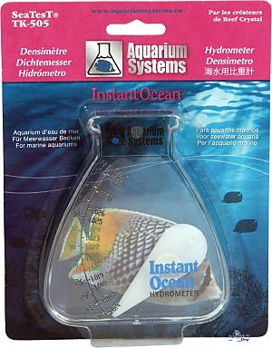 instant ocean reef crystals instructions