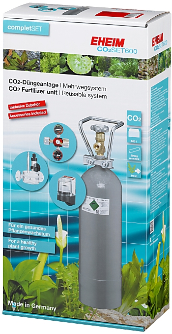 EHEIM CO2 Set 600